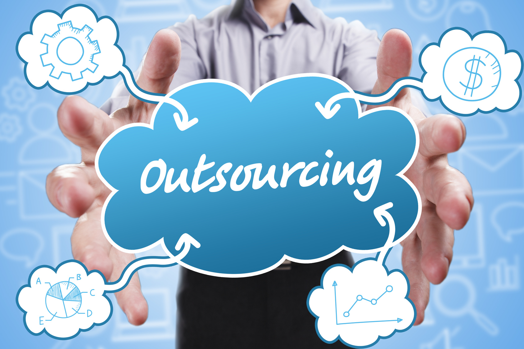 Many Benefits of Outsourcing
